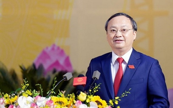 新任越南之聲廣播電台總經理杜進仕。(圖源:人民軍隊報)