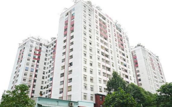 建設部10年前允許建設的泰安公寓住房每間面積只有22至45平方米。