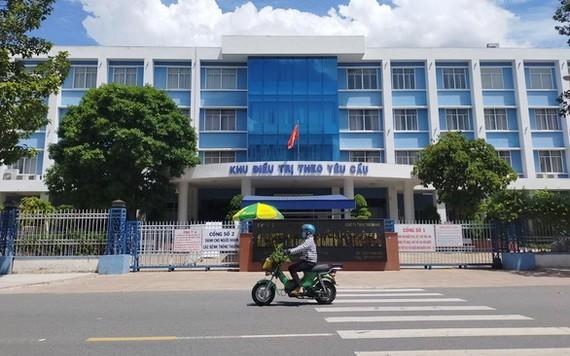 因出現新冠疑似病例,前江中心全科醫院自6月11日起暫停接收新患者。(圖源:茂長)