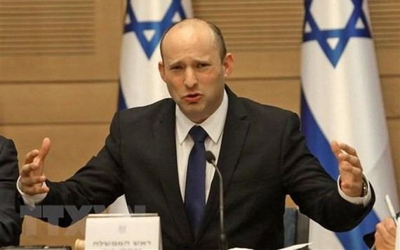圖為以色列新任總理納夫塔利‧貝內特。(圖源:越通社)