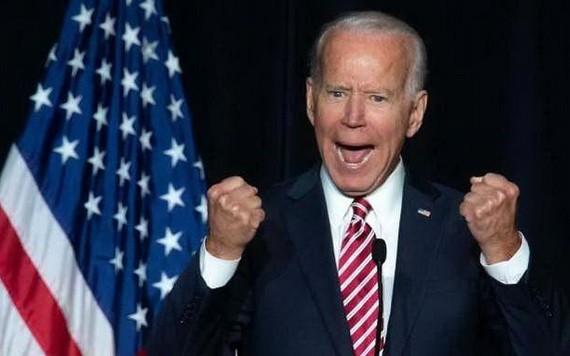 白宮發佈美國國內反恐戰略。圖為美國總統拜登。(圖源:互聯網)