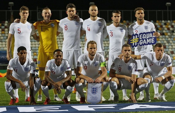 英格蘭隊有望提前出線