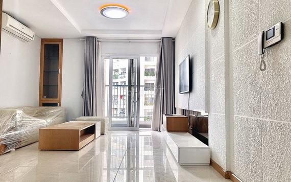 疫情期間出租的公寓住房有困難。(示意圖源:互聯網)
