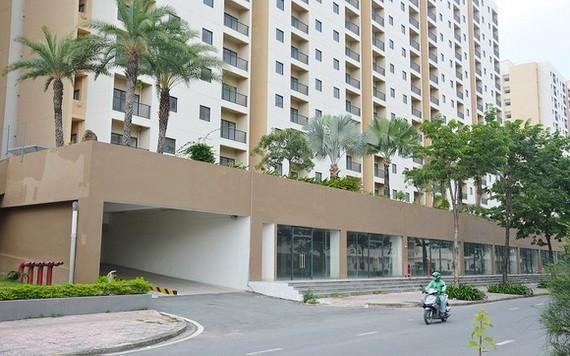 守德市安慶坊的一個公寓區。