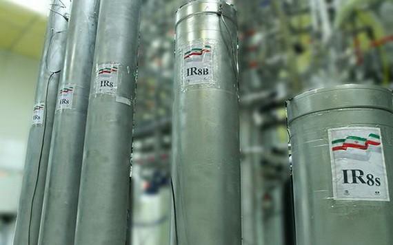 伊朗的新一代IR8型離心機。(圖源:互聯網)