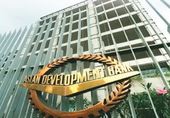 亞洲開發銀行總部。(圖源:互聯網)