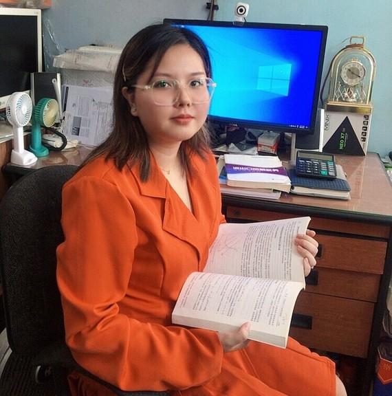 優秀華人學生陳沛欣。