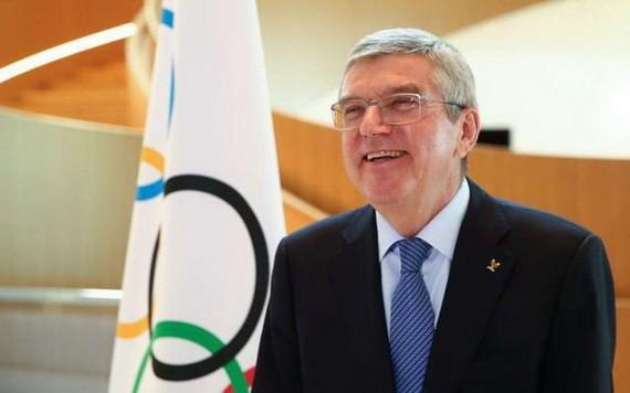 在東京奧運會即將開幕之際,國際奧委會執委會本月17日在此間召開線下會議,巴赫在之後的新聞發布會上表示,疫情下舉辦的東京奧運會將有兩層含義。(圖源:互聯網)