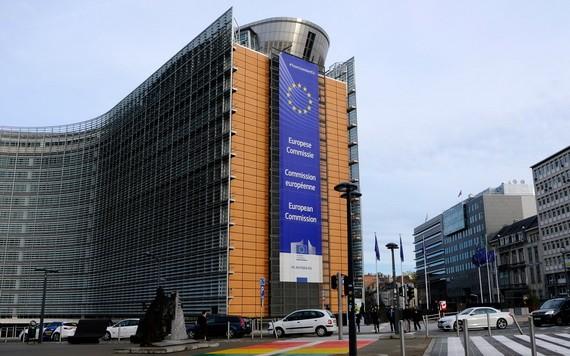 歐盟總部大樓。(圖源:Getty Images)