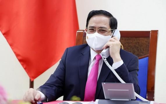 越韓力爭促進貿易額達千億美元