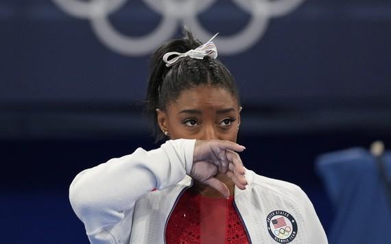美國體操女王比拉絲。(圖源:互聯網)