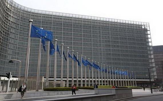 圖為歐盟總部大樓。(圖源:互聯網)