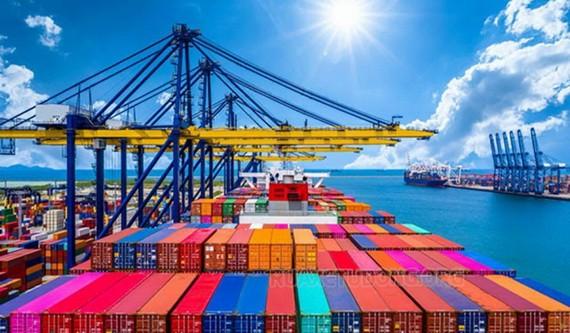 越南-歐盟貿易額同比增逾 18% 。 (示意圖源:互聯網)