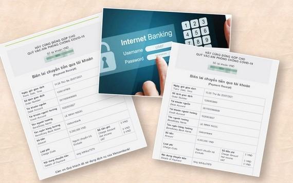 多人因點擊陌生網址而其銀行賬戶款項不翼而飛。