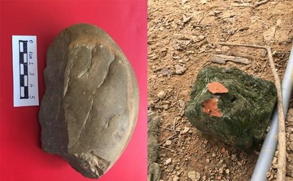 安沛省發現舊石器時代晚期文物