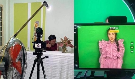 在家錄影——新形勢的節目製作方式