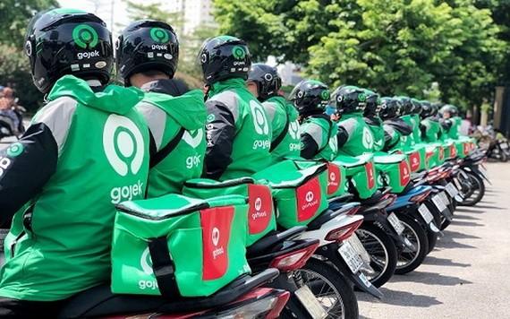 Gojek 網約車司機。(圖源:互聯網)