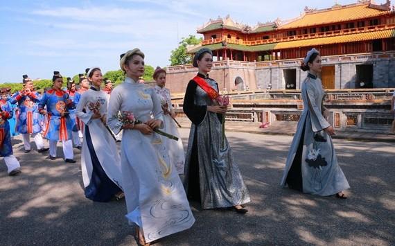 將越南長衫列入非物資文化遺產名列