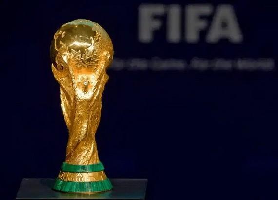 世界盃。(圖源:互聯網)