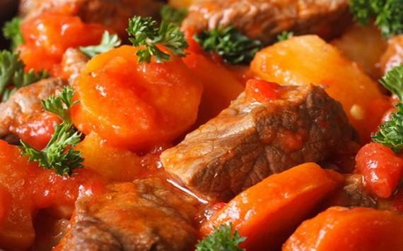增強免疫力 不妨試做番茄燉牛肉