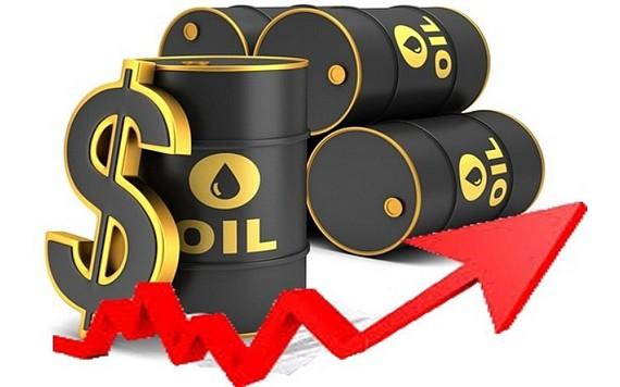 國際原油期貨價格顯著上漲