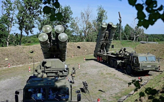 土耳其持續購入俄製S-400,加深與美國及北約成員的嫌隙。圖為俄軍S-400飛彈系統。(圖源:路透社)
