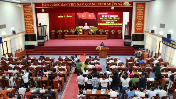 Quang cảnh buổi Lễ kỷ niệm 64 năm ngày Thầy thuốc Việt Nam