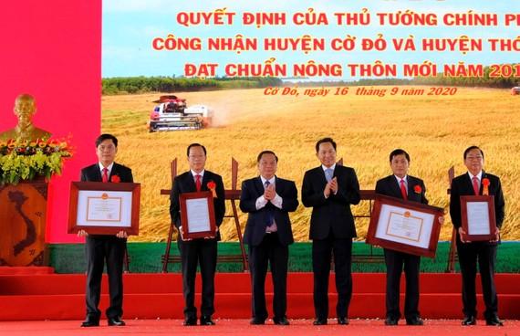 Cần Thơ hoàn thành xây dựng nông thôn mới