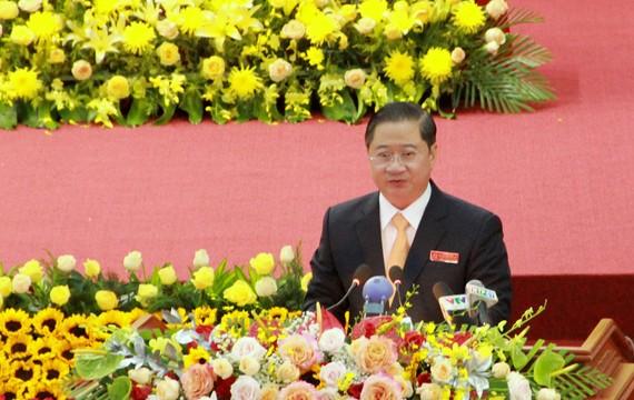 Ông Trần Việt Trường, tân Chủ tịch UBND TP Cần Thơ