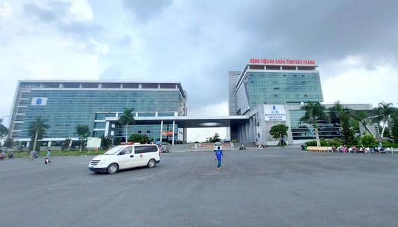 Bệnh viện Đa khoa Sóc Trăng được nâng hạng I