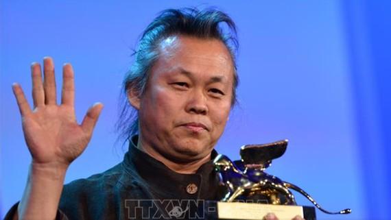 Đạo diễn Kim Ki-duk. Ảnh tư liệu: AFP/TTXVN