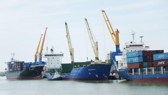 Cảng Chu Lai vừa hoàn thành việc nâng cấp, nâng cao năng lực tiếp nhận tàu lớn và dịch vụ logistic