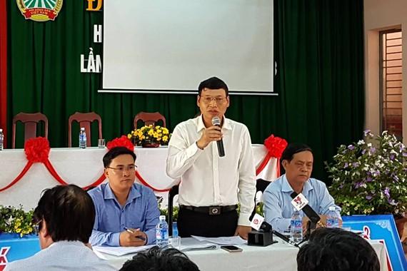 Phó Chủ tịch UBND TP Đà Nẵng Hồ Kỳ Minh có thông báo cho phép hai công ty thép hoạt động thêm 6 tháng