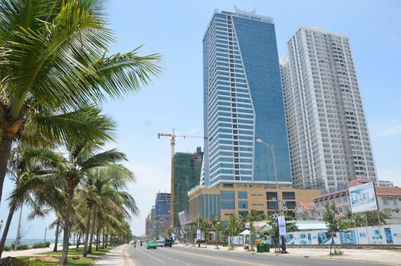 Tổ hợp Khách sạn Mường Thanh và Căn hộ cao cấp Sơn Trà xây sai phép 104 căn hộ