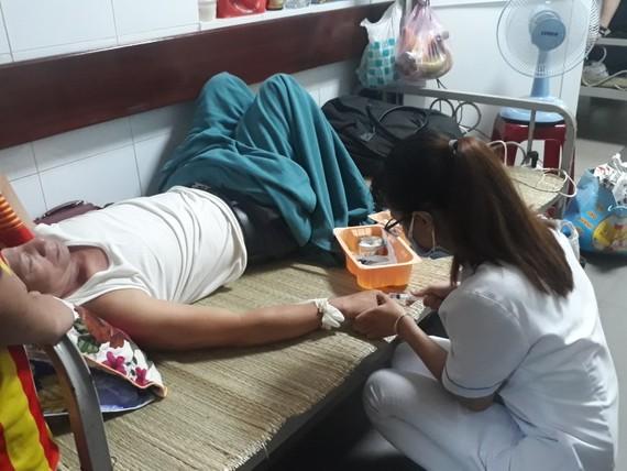 Dịch sốt xuất huyết bùng phát trên địa bàn Đà Nẵng