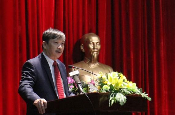 Ông Đặng Việt Dũng- PCT UBND TP Đà Nẵng