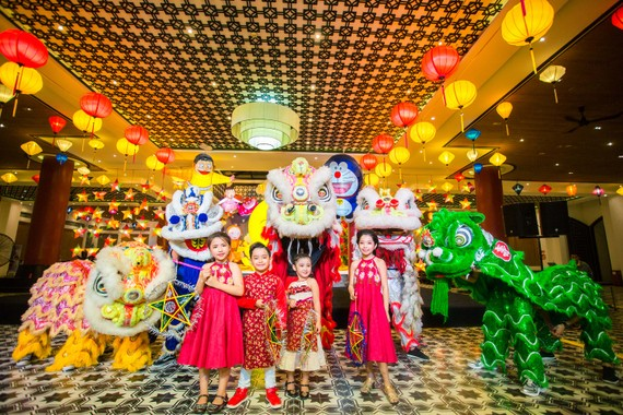 Đêm hội trăng rằm - Sắc màu cổ tích lớn nhất Đà Nẵng diễn ra vào ngày 13-9