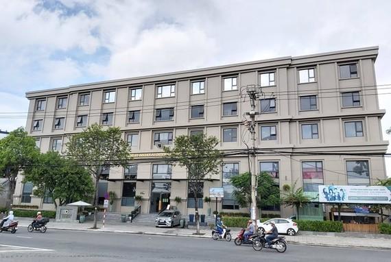 Trường St.Nicholas tại 458 Nguyễn Hữu Thọ, TP Đà Nẵng