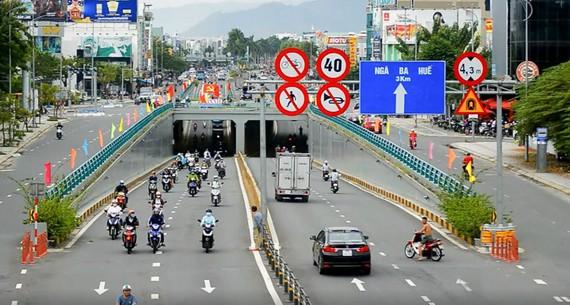 Trong nhiệm kỳ qua, Đà Nẵng đầu tư xây dựng hạ tầng giao thông đồng bộ, hiện đại
