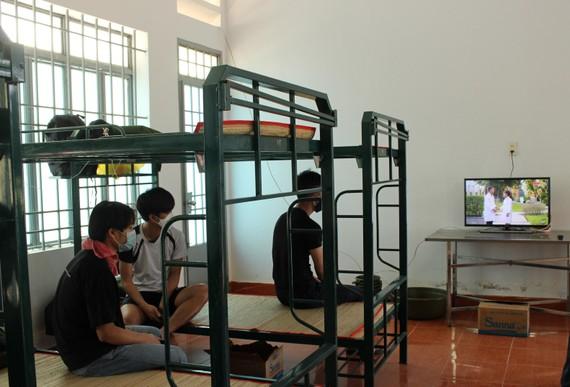 Công dân Việt Nam được cách ly khi nhập cảnh về sân bay Cam Ranh