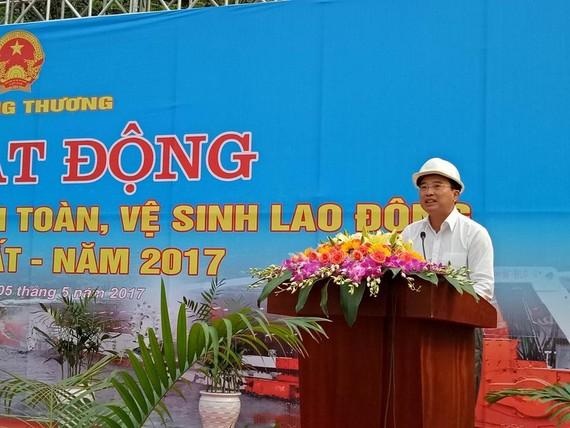 Bộ Công thương kêu gọi đảm bảo an toàn lao động trong năm 2017