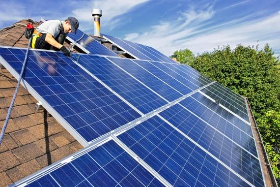 Năng lượng mặt trời là giải pháp cho những vùng chưa có điện để phủ 100% điện nông thôn tại Việt Nam