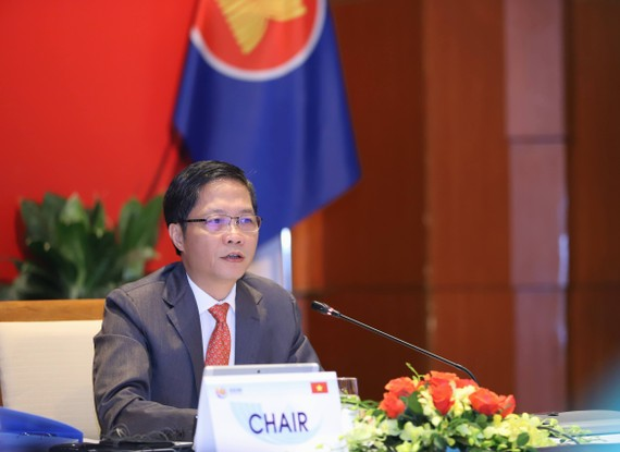 Việt Nam chủ trì hội nghị bộ trưởng kinh tế ASEAN đặc biệt về ứng phó đại dịch Covid-19
