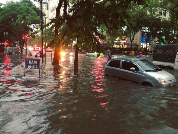 Nhiều nơi đang bước vào mùa mưa lũ, cần đề phòng nguy cơ ngập úng