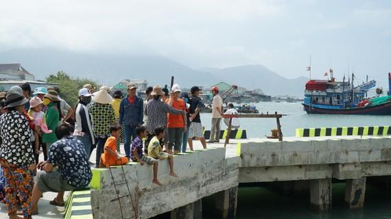 Tìm thấy thuyền trưởng cùng 3 thuyền viên tử nạn trên vùng biển Hòn Cau