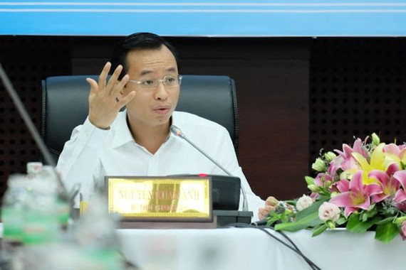 Nguyen Xuan Anh was also dismissed from the municipal Party's Standing Board and the municipal Party Committee for 2015-20 and the 12th Party Central Committee, following the Politburo's proposal for disciplinary measures