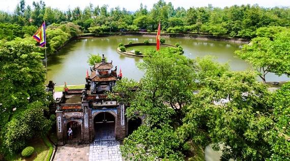 National treasure: Remnants of the once-royal Co Loa Citadel. Photo khaocohoc.gov.vn