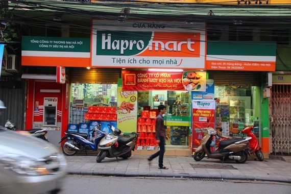 Hapro strives to achieve total revenue of VND 9 trillion by 2020, an increase of 45 percent compared to 2018, with 80 percent of revenue coming from exports. (Photo: haprogroup.vn)