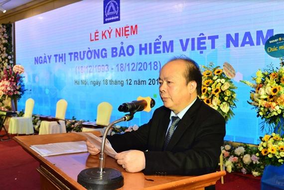Deputy Minister of Finance Huynh Quang Hai