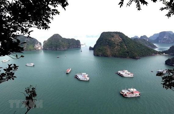 Ha Long Bay in Vietnam's northern province of Quang Ninh (Photo: VNA)